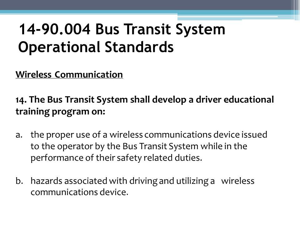 Wireless Communication 14.