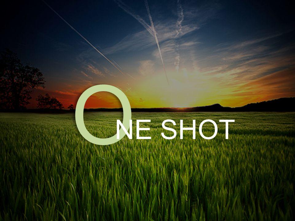 O NE SHOT