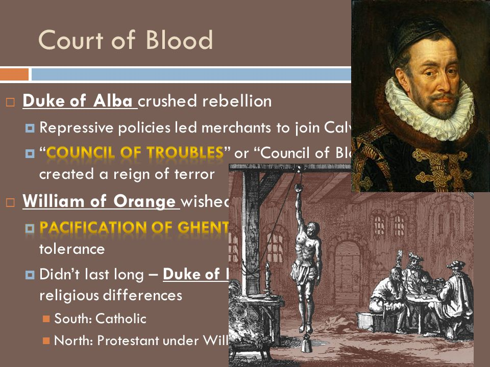 Court of Blood