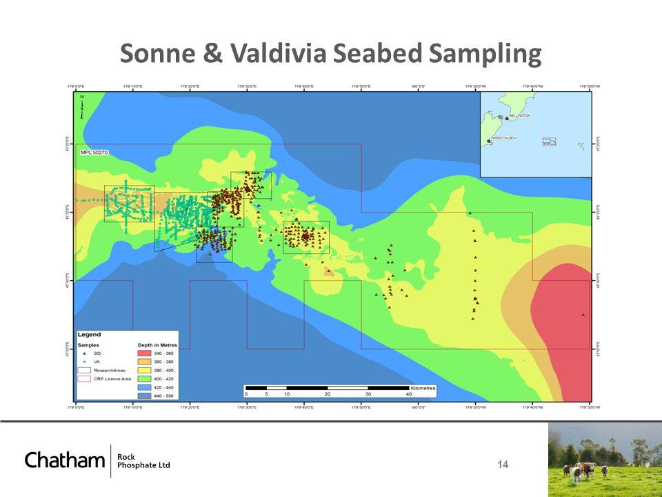 Sonne & Valdivia Seabed Sampling 14