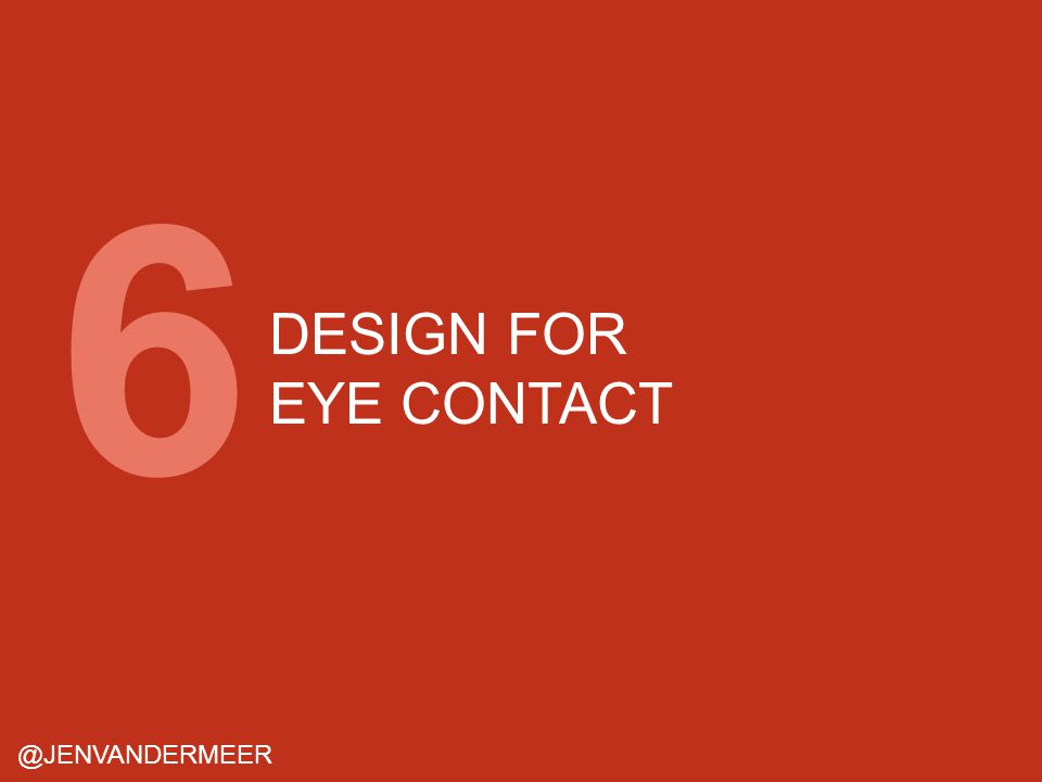 DESIGN FOR EYE CONTACT @JENVANDERMEER 6