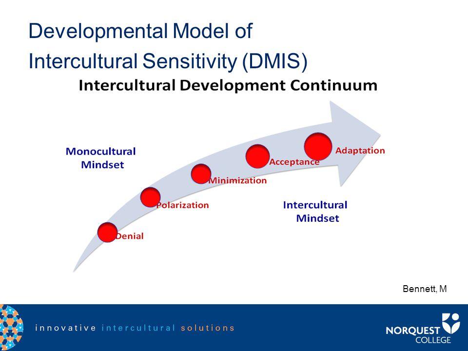 First concept looks at intercultural theories: Intercultural Competence Developmental Model of Intercultural Sensitivity (Bennett, M.) Process Model of Intercultural Competence (Deardorff, D.)