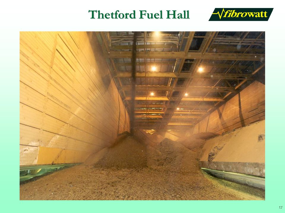 15 Thetford Fuel Hall