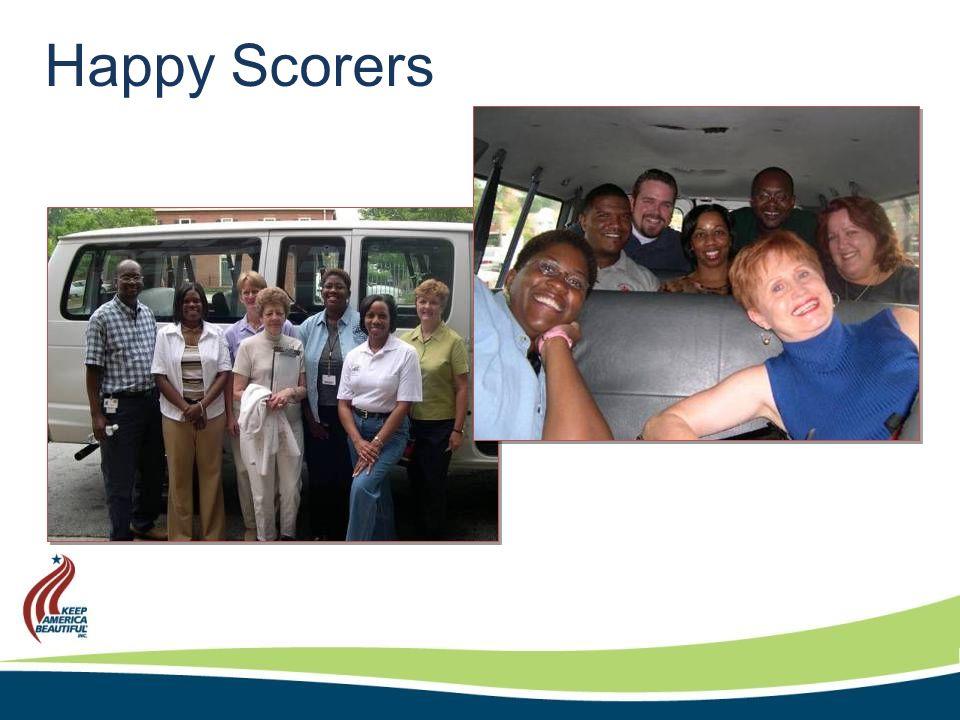 Happy Scorers