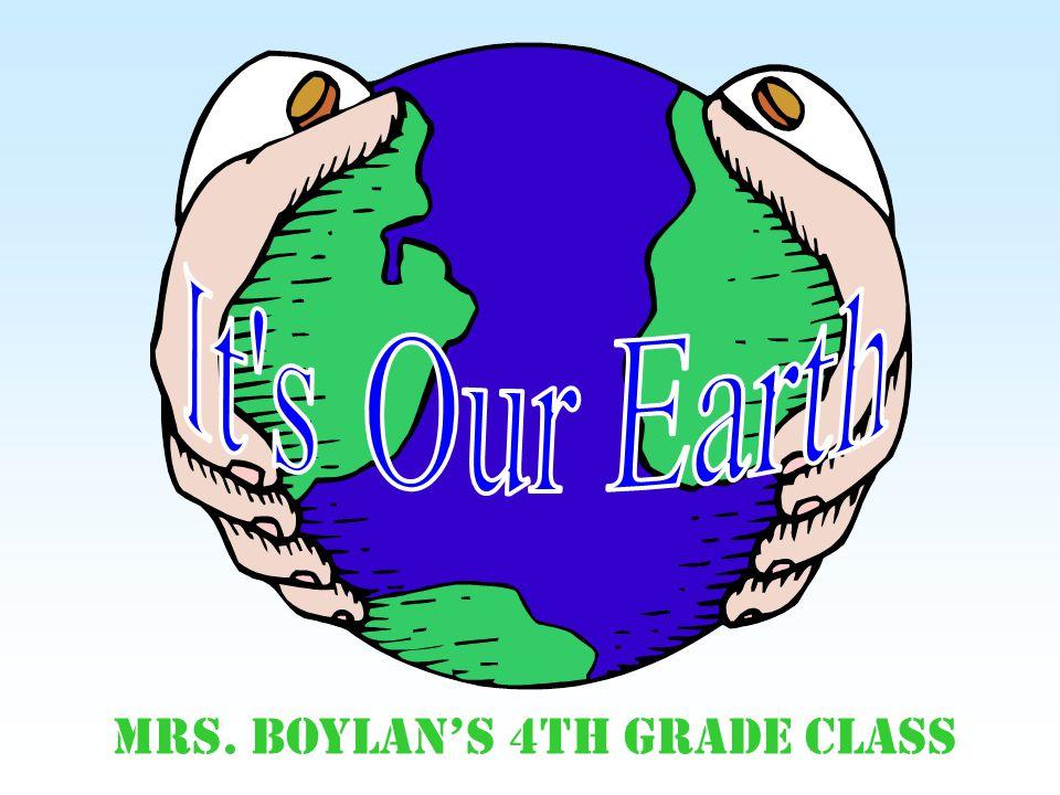Mrs. Boylan's 4th Grade Class