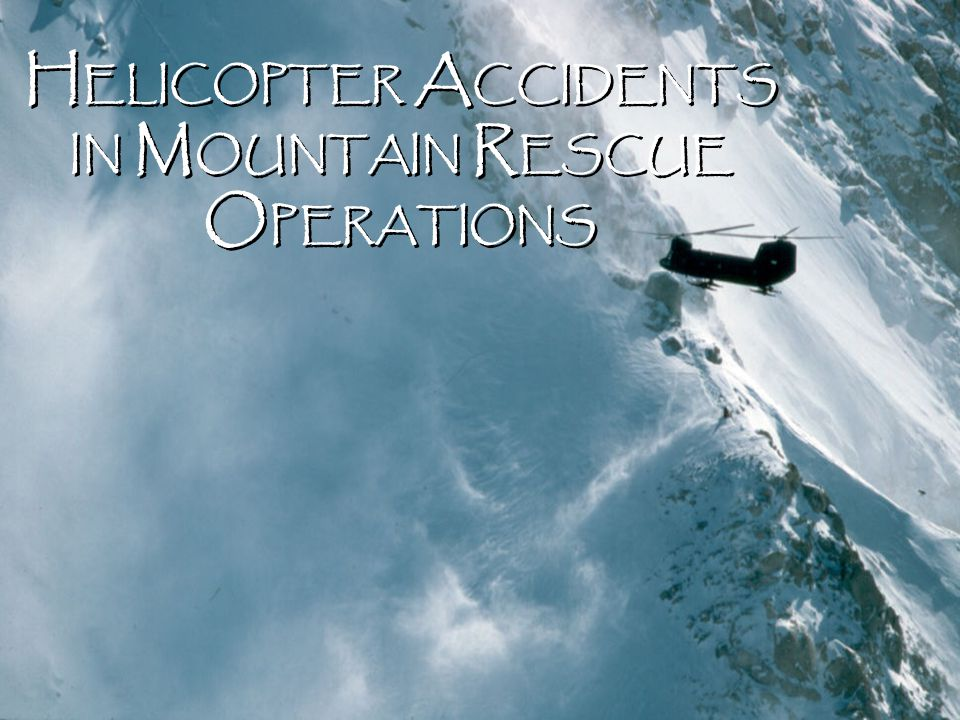 Were any operational changes made by the helicopter tour operator since that accident?