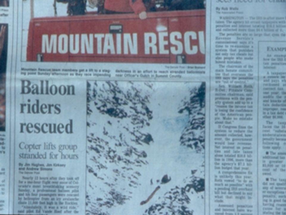 Balloon Rescue