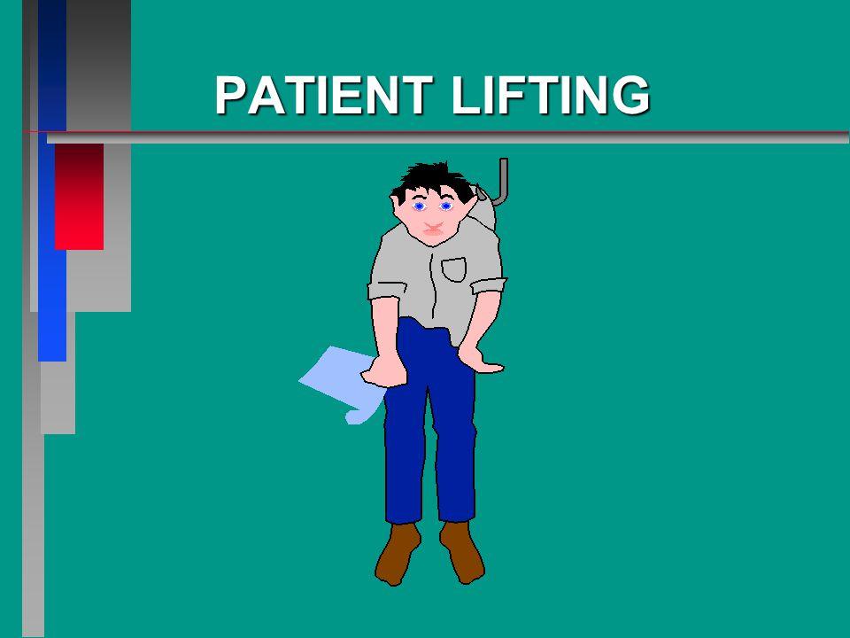PATIENTLIFTING PATIENT LIFTING