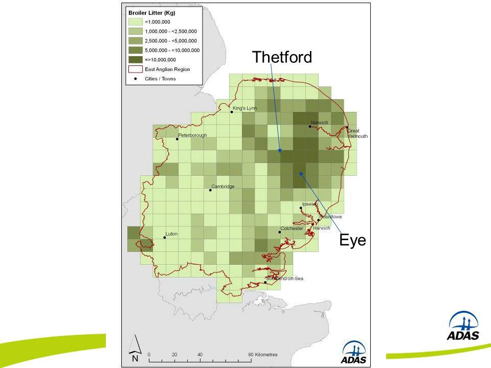 Eye Thetford