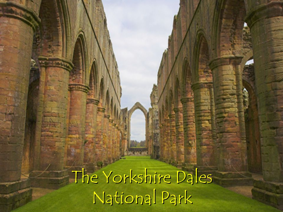 The Yorkshire Dales National Park
