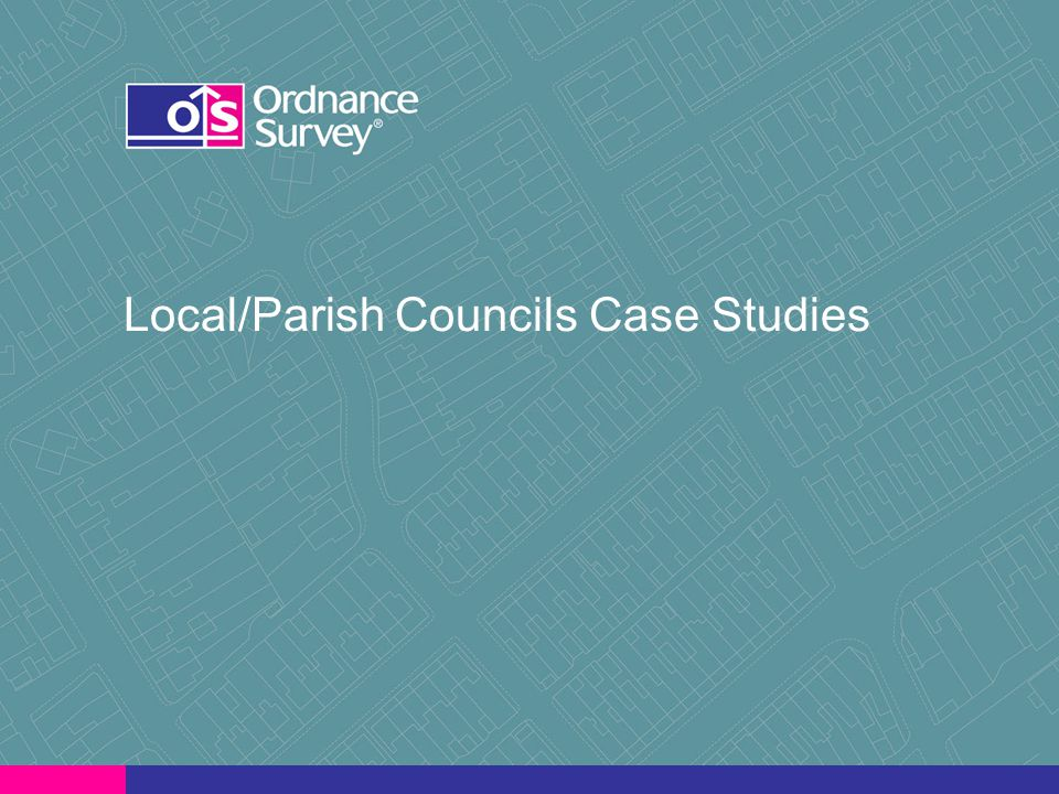 Local/Parish Councils Case Studies