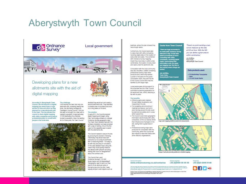 Aberystwyth Town Council