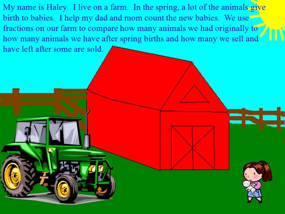 Haley's Family Farm