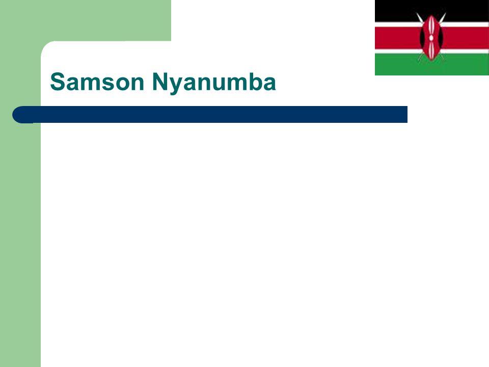Samson Nyanumba