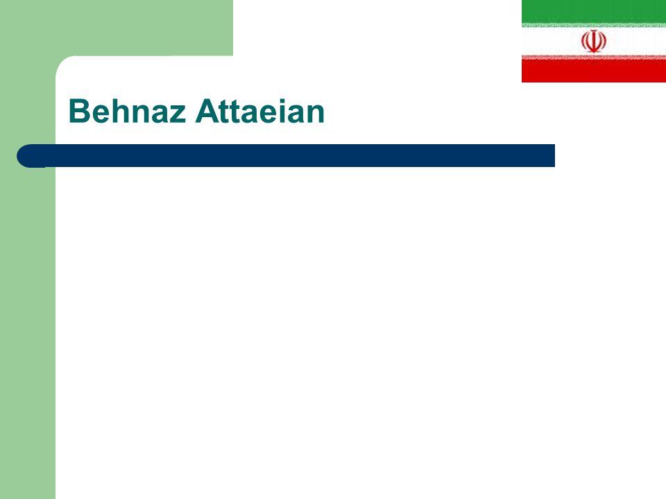 Behnaz Attaeian
