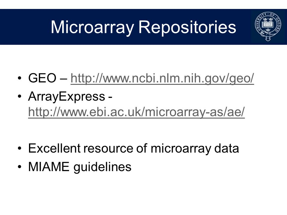 What is a Microarray.