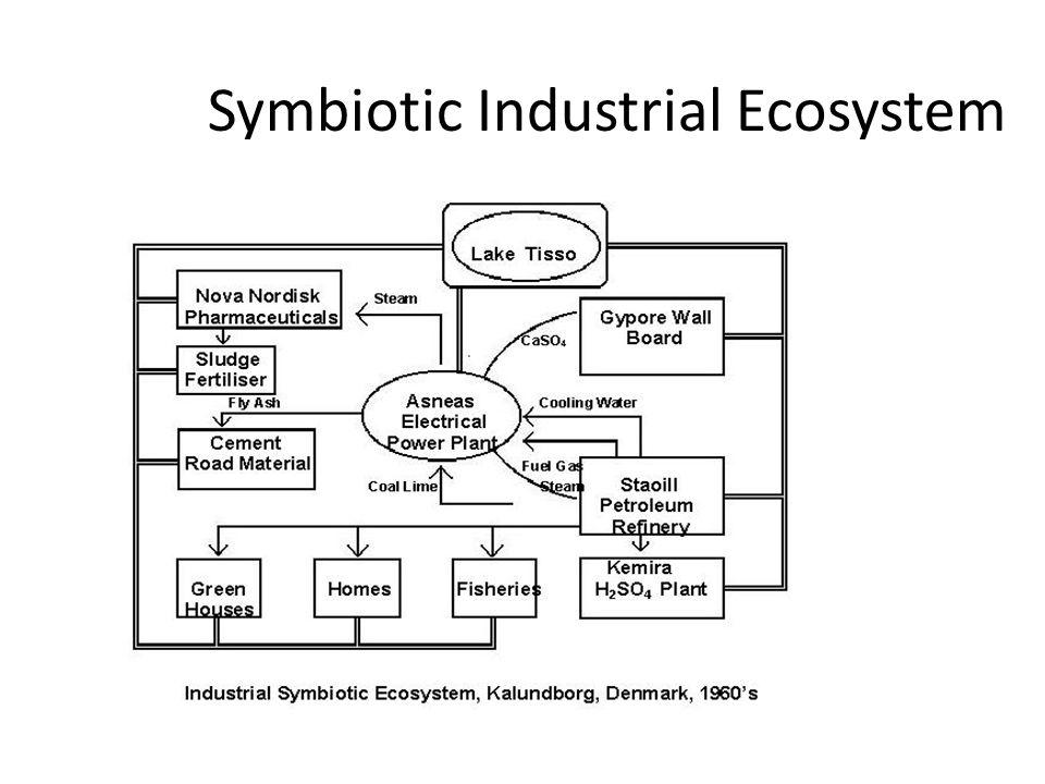 Symbiotic Industrial Ecosystem