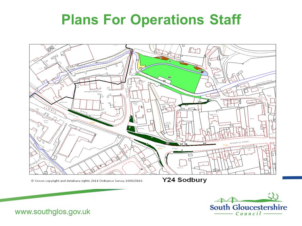 Plans For Operations Staff