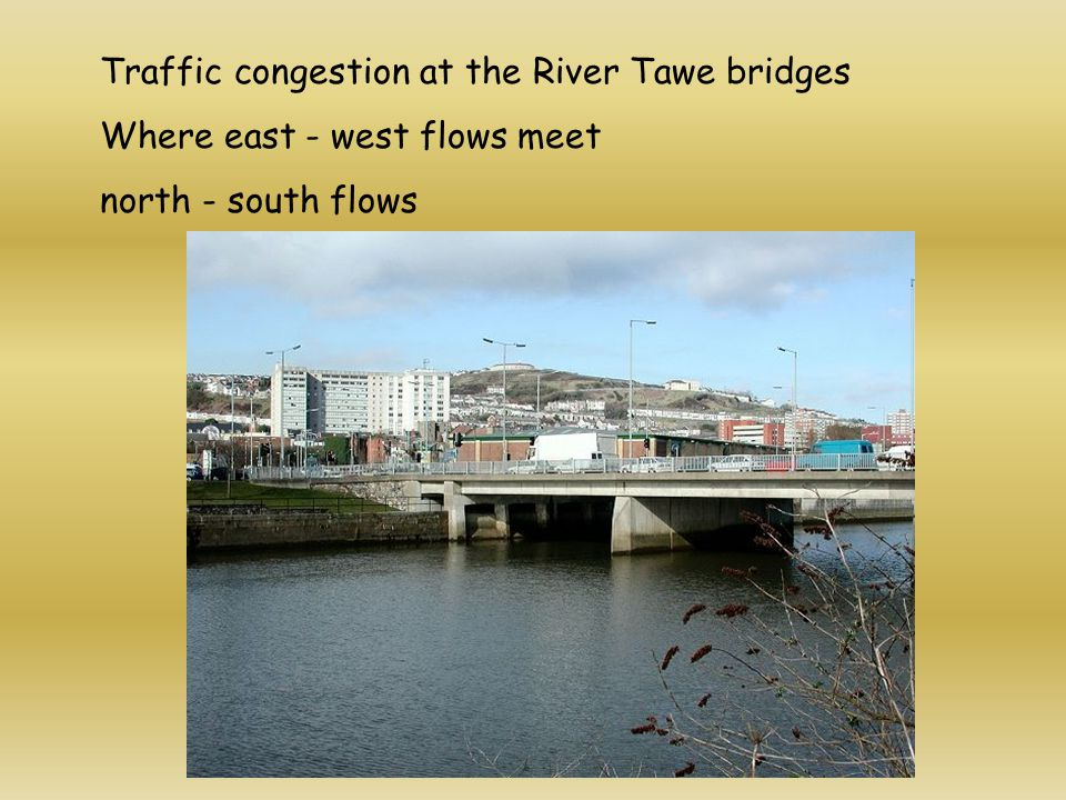 Key questions What are the main issues facing Swansea's CBD.