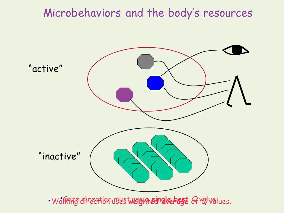 Learned Microbehaviors LitterSidewalkObstacles