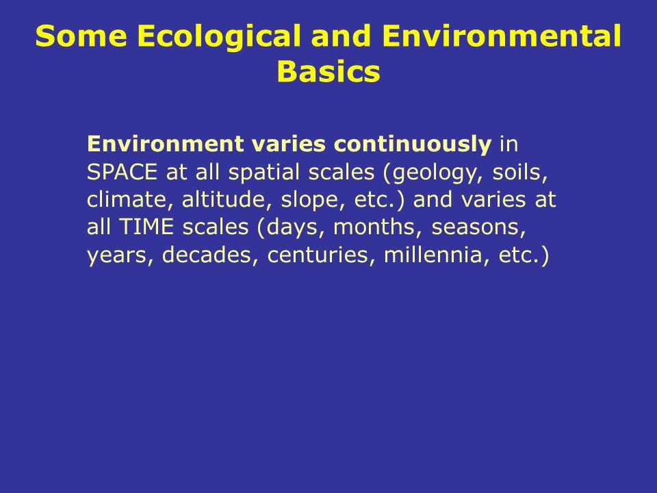 Alternative successional mechanisms
