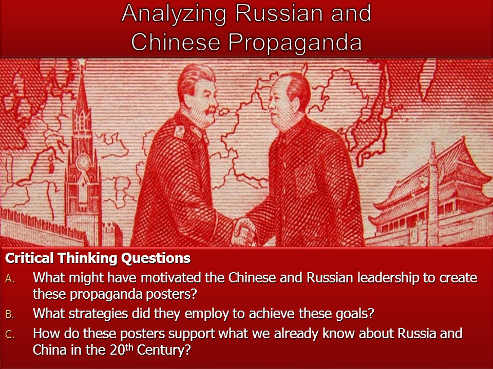 Critical Thinking Questions A.