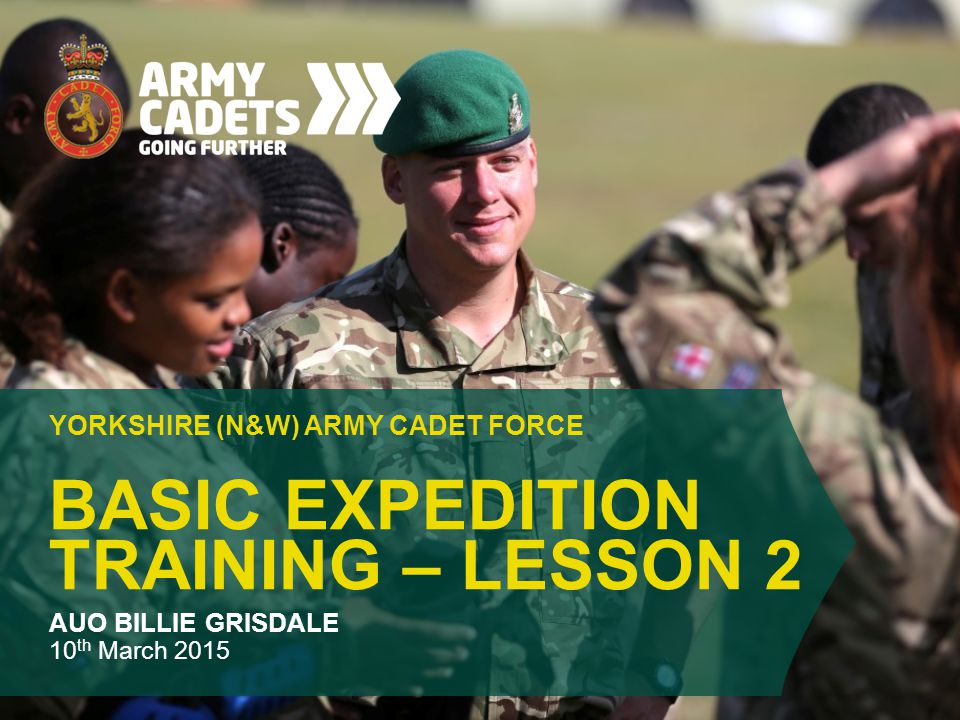 BASIC EXPEDITION TRAINING LESSON 2 – COUNTRYSIDE CODE