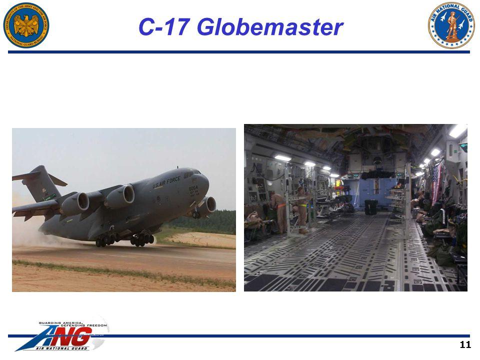C-17 Globemaster 11