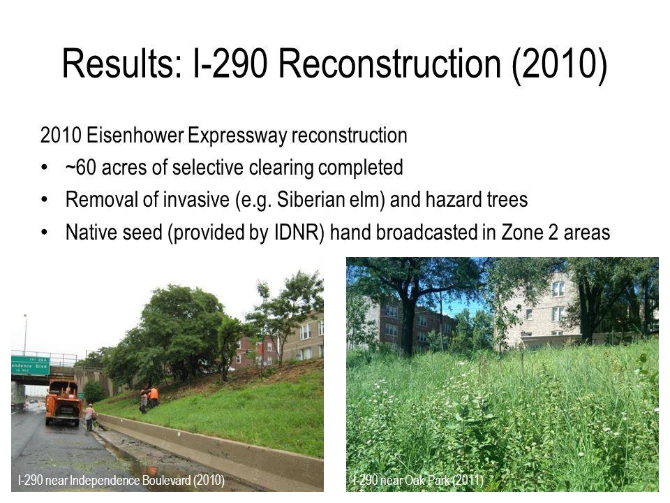 ~ 550 Zone 2 acres sprayed targeting teasel ( Dipsacus laciniatus and D.
