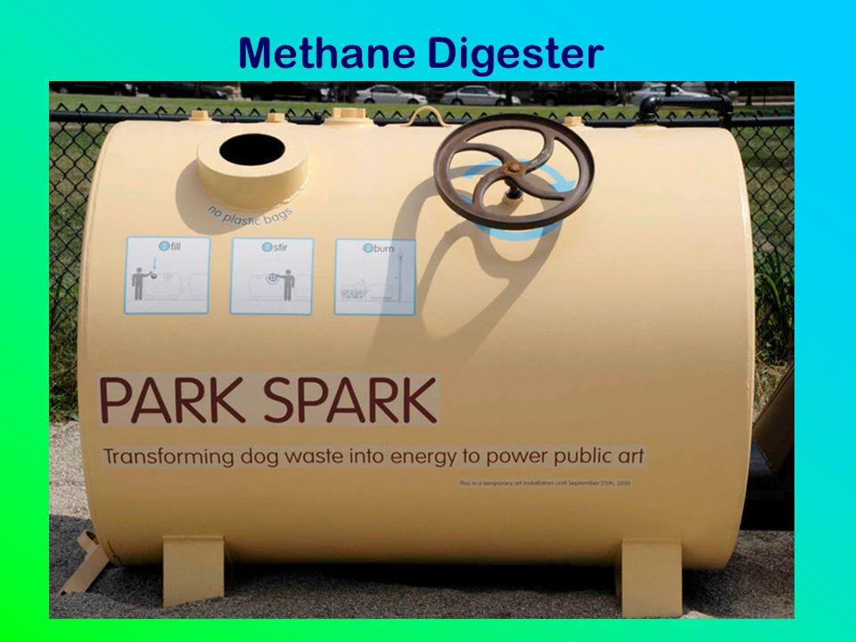 Methane Digester