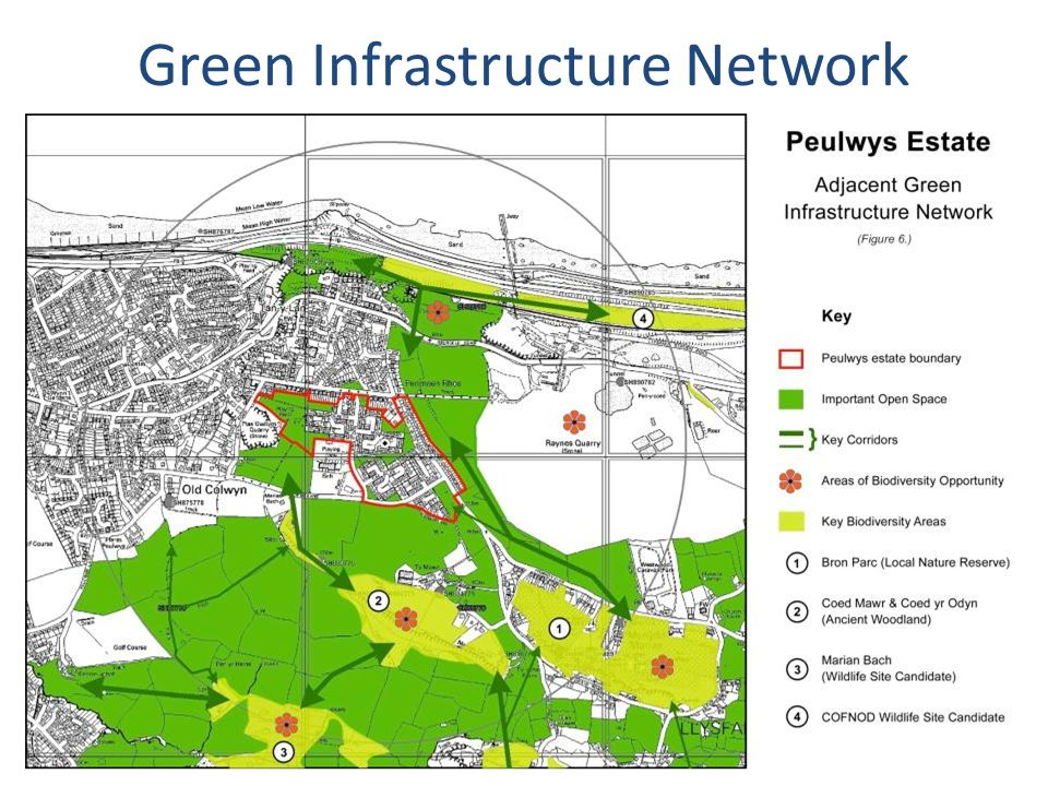 Green Infrastructure Network