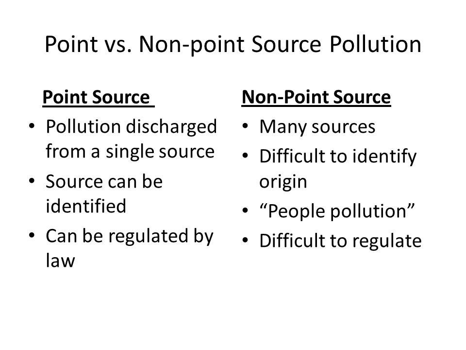 Point vs.