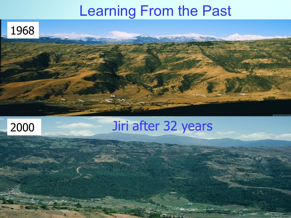 Jiri after 32 years 1968 2000 Learning From the Past
