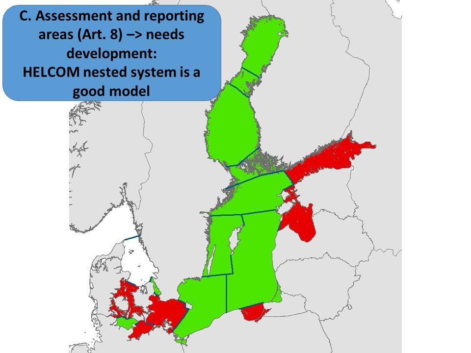 Good Environmental Status (Art.9) Assessment (Art.