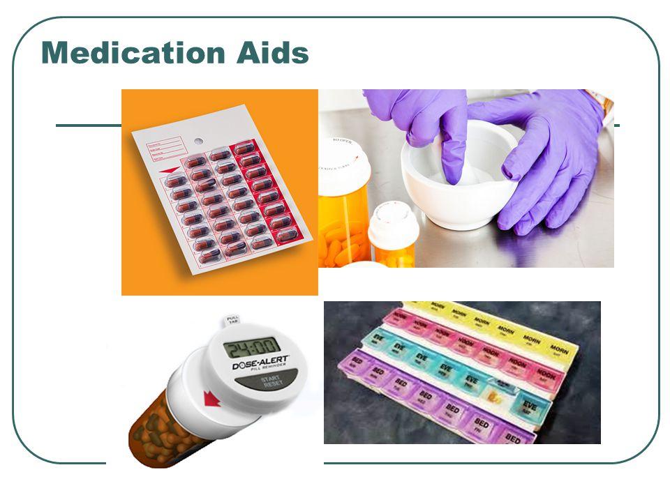 Medication Aids