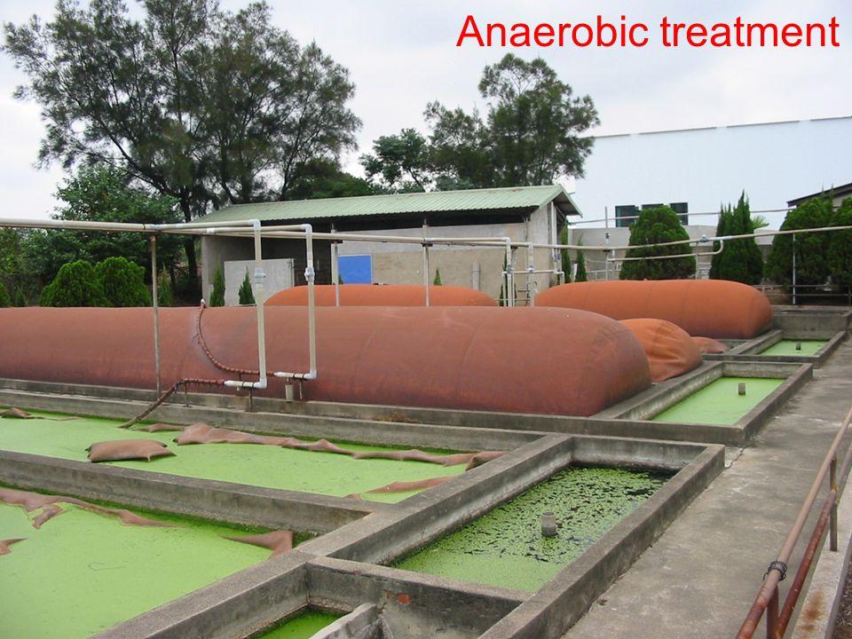 Anaerobic treatment