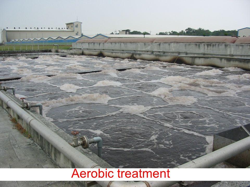 Aerobic treatment