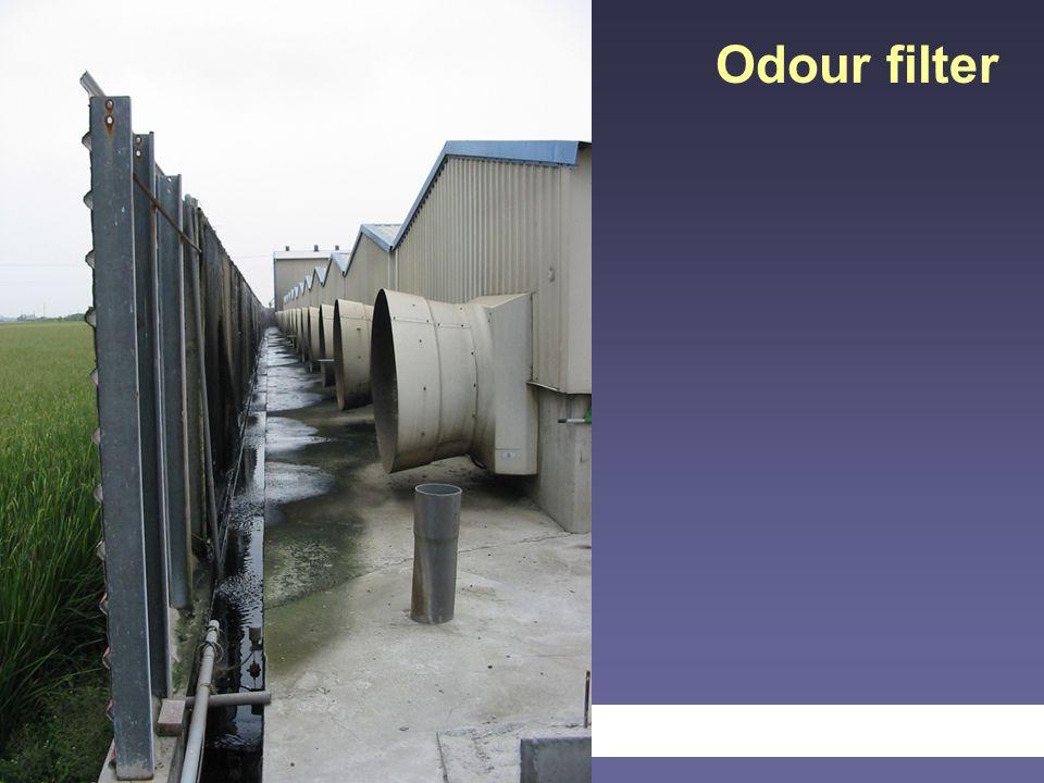 Odour filter