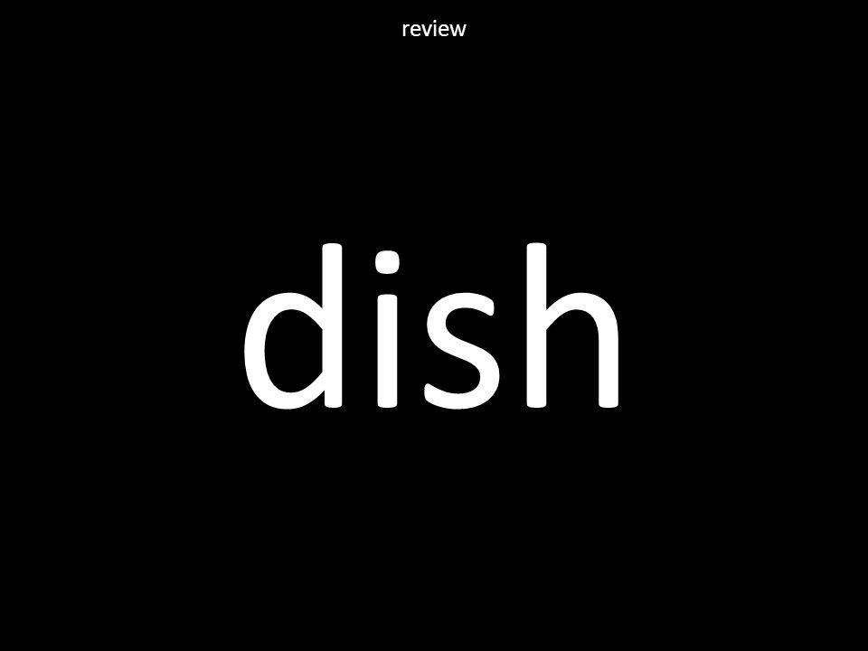 dish review