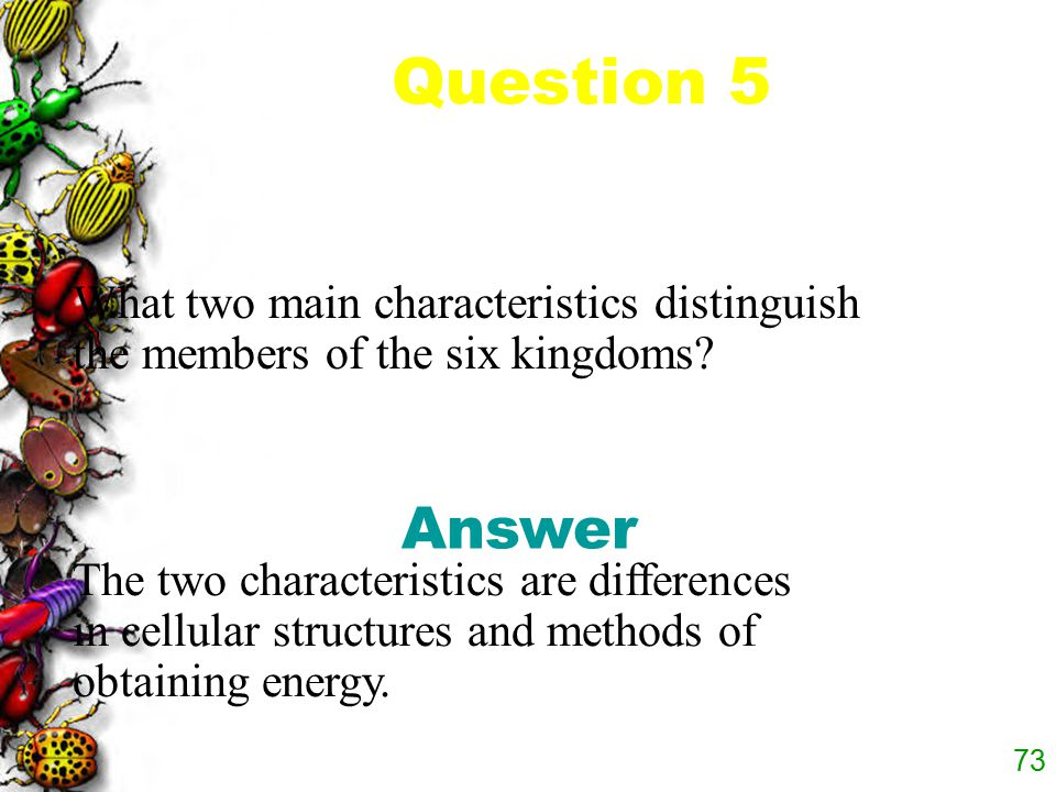 72 Which of the following pairs of terms is NOT related? D. Aristotle – evolutionary relationships C. biology – taxonomy B. binomial nomenclature – Li