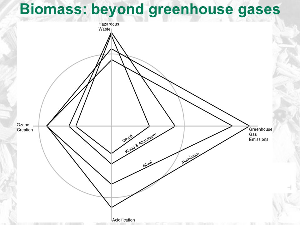 Biomass: beyond greenhouse gases