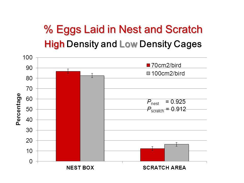 P nest = 0.925 P scratch = 0.912