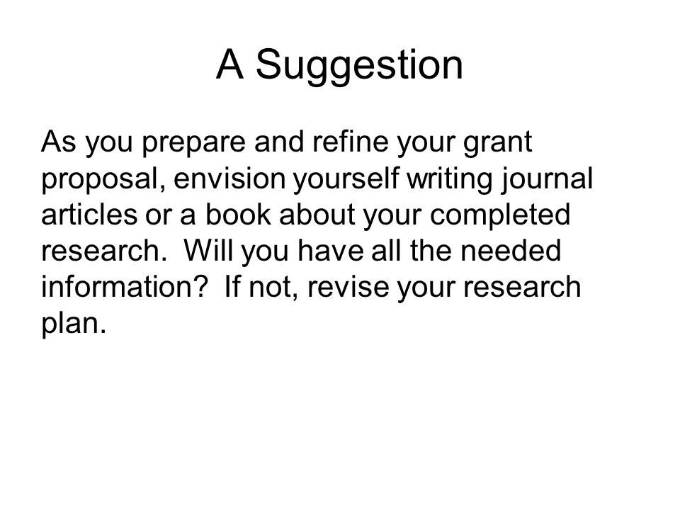 Writing A Qualitative Dissertation Proposal