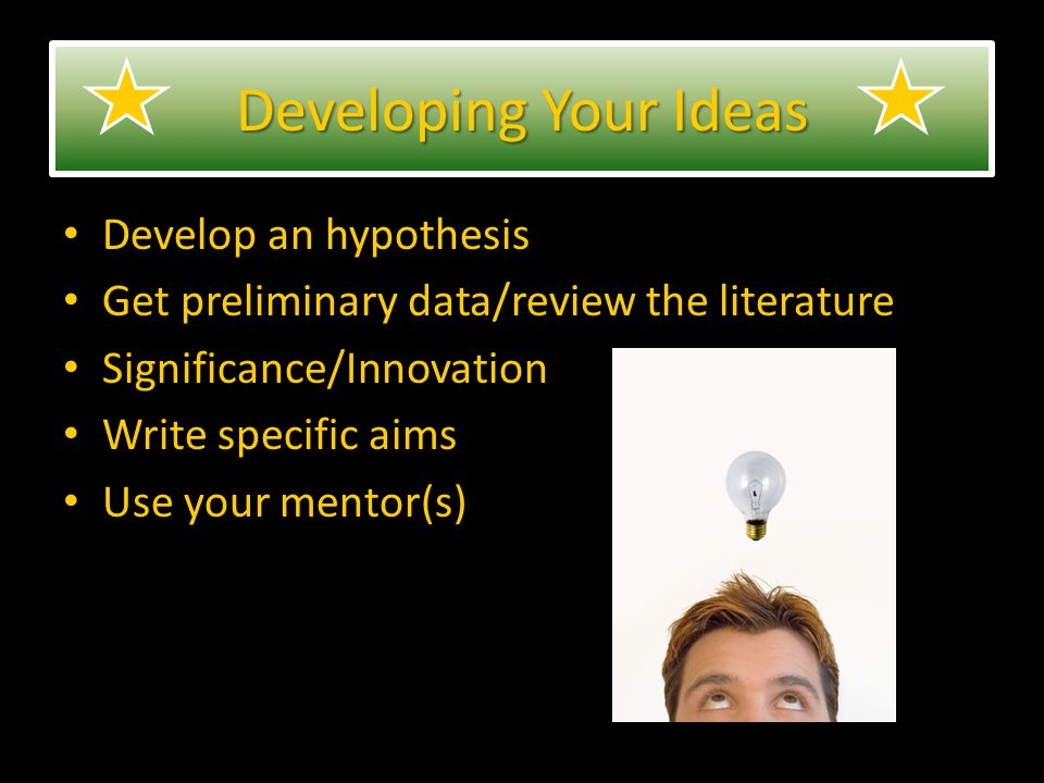 Read the reviews with an open mind and say 'thank you for beating me up' Find out all you can about the review and discussion (read between the lines) Call the program officer to fill you in on the discussion of your proposal Consider delaying resubmission to truly respond to the reviewers Use your mentor(s) Re-SubmittingRe-Submitting