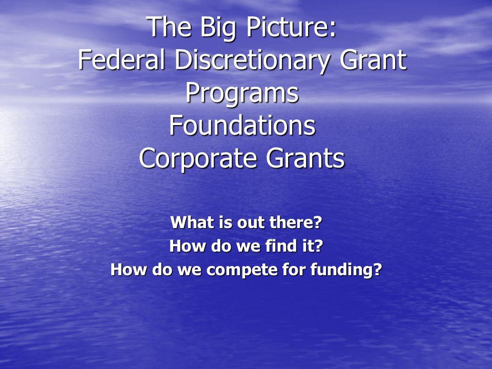 Federal Agencies (26) U.S.Department of Education (ed.gov) U.S.