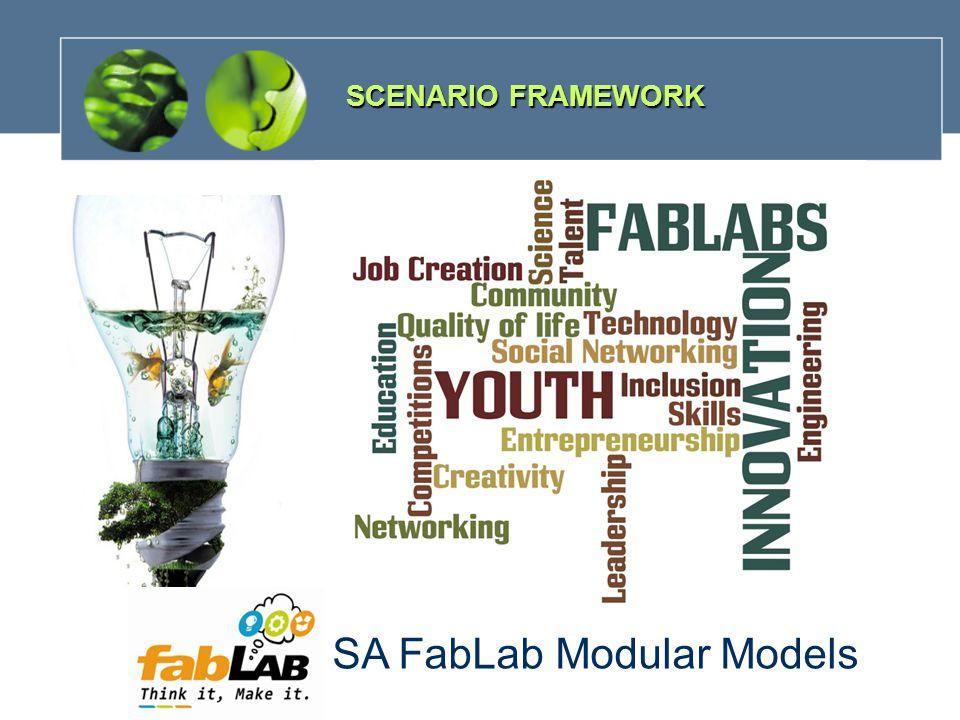 SCENARIO FRAMEWORK SA FabLab Modular Models