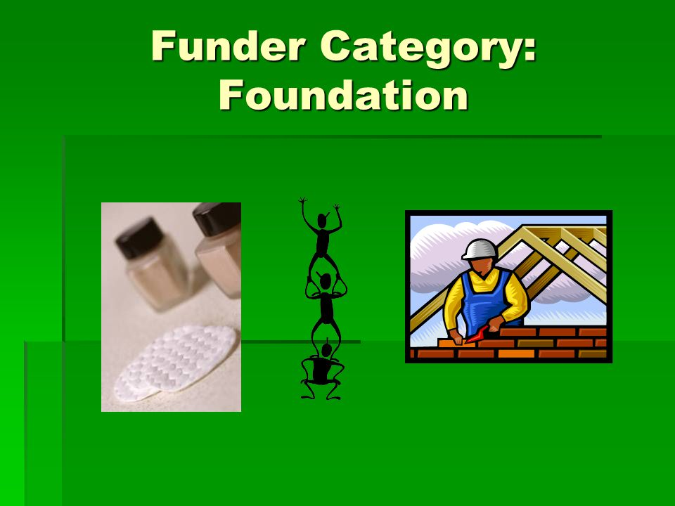 Funder Category: Foundation
