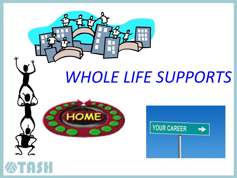 WHOLE LIFE SUPPORTS