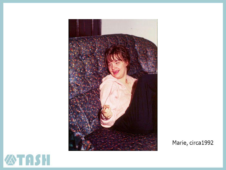 Marie, circa1992