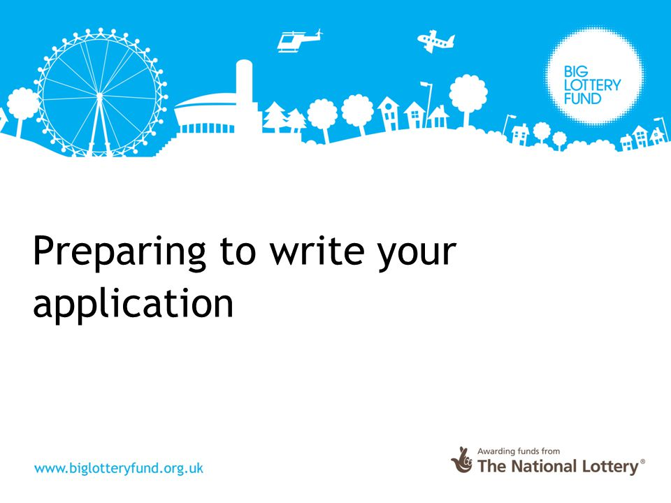 Read the Guidelines.....─ Is your organisation eligible.